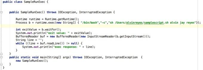 java_code_call_sh